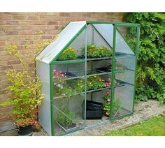Buy Space Saver Greenhouse at Argos.co.uk, visit Argos.co.uk to shop online for Greenhouses, Greenhouses and accessories, Conservatories, sheds and greenhouses, Home and garden