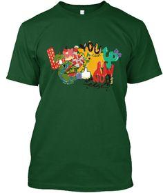 Love U   Ltd Edition Deep Forest T-Shirt Front