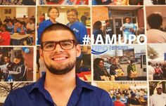 """""""Being a part of UPO to  me means being able to  find solutions to some of  these very large  structural issues that are  dehumanizing and  oppressing people, but  doing that in a way that  puts people first and  makes them the chief  concern and the main  part of the work that we  do."""" #IAMUPO #UPOinDC #we are UPO #Community #Volunteer #Nonprofit #Non-Profit"""