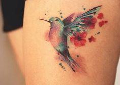 Resultado de imagen para tatuajes pierna mujer