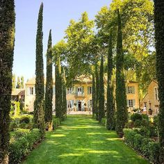 Still in awe of this beautiful property by @provencepoiriers  Rebecca #provence #magnificent #france #love