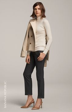 Neutrals are key to keeping your look timelessly chic | Banana Republic
