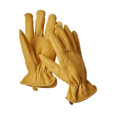 Goat Skin Thermal Lining Thinsulate GL0200 Dickies Leather Gloves Lined