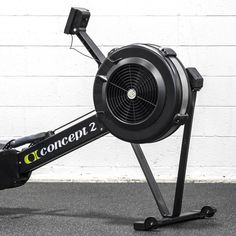 The Black Concept 2 Model D PM3 Rower was introduced by Rogue Fitness at the CrossFit Games regionals in 2012 and is now available for purchase.