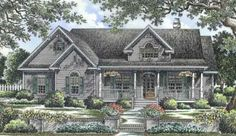 Default Image of The Ives - House Plan Number 1075