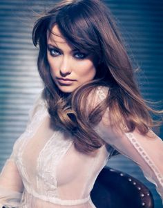 The stunning Olivia Wilde