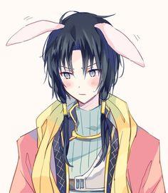 Cute Anime Boy, Anime Guys, Manga Anime, Anime Art, Neko Boy, Cute Games, Anime Music, Anime Ships, Touken Ranbu