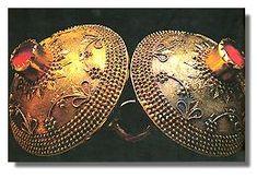 Images of handicraft Sardinian jewelry