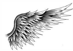 Wings by on DeviantArt Wing Tattoo – Fashion Tattoos Girl Neck Tattoos, Neck Tattoo For Guys, Body Art Tattoos, Tattoo Drawings, Tattoos For Guys, Feather Tattoo Design, Wing Tattoo Designs, Sketch Tattoo Design, Feather Tattoos