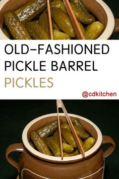 Be Amazed With These Five Recipes Using Dill Pickle Vodka Canning Dill Pickles, Garlic Dill Pickles, Sour Pickles, Bread & Butter Pickles, Kosher Pickles, Crock Pickle Recipe, Pickles Recipe, Barrel Pickle Recipe, Recipes