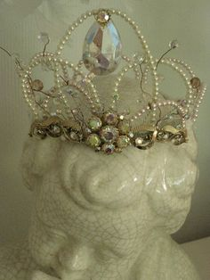 Crown to wear when you don't care how you look - or what other people may think