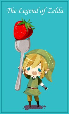 The Legend of Zelda: Strawberry of Time