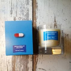 Chill Pill Aromatherapy Candle Having a problem unwinding, mellowing out or just keeping quiet?  Essence of Bergamont helps relieve the stresses of life whilst Sandalwood has meditative properties that will bring about calmness.     Soy wax candle Hand Poured in the UK Lead free wick 40 hr burn time
