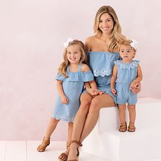 Family Matching Clothes mommy and me clothes Women Kid Baby Girls Lace Playsuit Jumpsuit matching mother daughter clothes Outfit Mother Daughter Matching Outfits, Mother Daughter Fashion, Mommy And Me Outfits, Mom Daughter, Matching Family Outfits, Baby Outfits, Dress Outfits, Matching Clothes, Matching Costumes