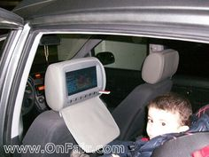 Autotain Car Headrest DVD Customer Testimonial - 2010 Kia Carens. #headrestdvdplayer #family http://www.onfair.com/2010-kia-carens-headrest-dvd-player-install-testimonial/