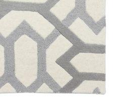 Handgetufteter Teppich Malie