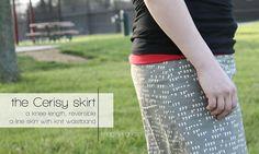 the cerisy skirt tutorial - imagine gnats