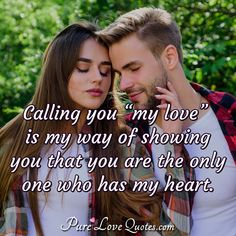 Love Quotes from PureLoveQuotes.com