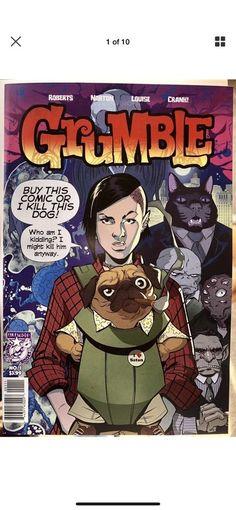 The grumble comic strip consider