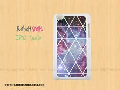 Nebula Fox Fur iPod touch 4th / 5th Generation Case by rabbitsmile, $15.00