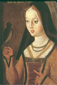 Mary of Burgundy – it's all about the right veiling