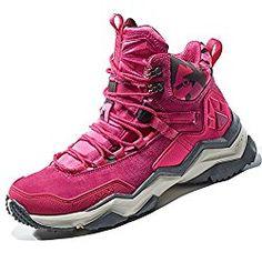 Rax Women's Wild Wolf Mid Venture New Style Waterproof Lightweight Hiking Boots $49.00