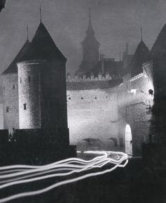 Edward Hartwig, Barbakan warszawsk