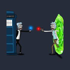 Ricktions in Time and Space
