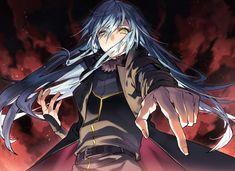 News Anime, Anime W, Manga Anime One Piece, I Love Anime, Anime Demon, Anime Guys, Blue Hair Anime Boy, Anime Art Girl, Female Characters