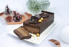 Bûche de Noël 2016 by les chocolats Yves Thuriès