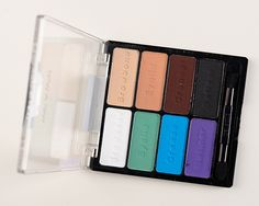 Wet 'n' Wild Drinking a Glass of Shine Eyeshadow Palette Review, Photos, Swatches