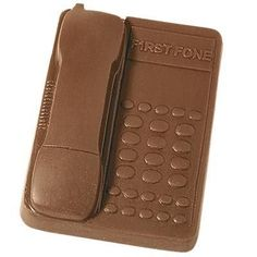 Telefon * čokoláda