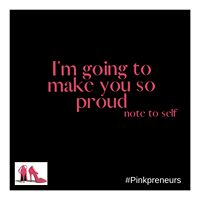 Pinkpreneurs creates virtual and in person opportunities for entrepreneurial women to collaborate and build relationship to succeed and prosper in business. Note To Self, Girl Boss, Women Empowerment, Collaboration, The Help, Confidence, Motivational Quotes, My Life, Encouragement