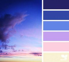 Wedding Colors Purple Summer Design Seeds Ideas For 2019 Purple Color Palettes, Colour Pallette, Colour Schemes, Purple Palette, Exterior Paint Colors For House, Paint Colors For Home, House Colors, Purple Paint Colors, Color Balance