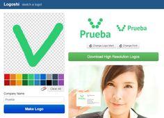 5 herramientas online para la creación de logos