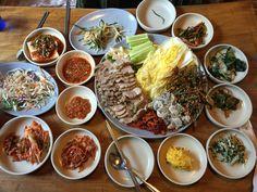 경기도 화성 물레방아 보쌈  정말 맛있는 집