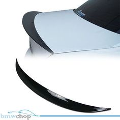#Painted bmw e82 2d coupe p performance type trunk boot rear #spoiler #abs◎,  View more on the LINK: http://www.zeppy.io/product/gb/2/321688050969/