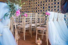 Wedding Chairs Detail - @vweddingportuga #weddingceremony #weddingchairs #love #brideandgroom #vintagewedding #weddingday #weddinginportugal #vintageweddinginportugal #vintagewedding #portugalwedding #weddingportugal #weddingsinportugal #myvintageweddinginportugal #rusticwedding #rusticweddinginportugal #thequinta #weddinginsintra