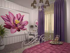 Bedroom for girl on Behance