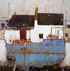 Gallery   Contemporary Landscape Artist   David Smith Scottish Artist