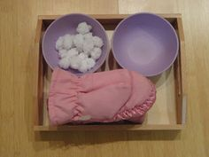 Winter Montessori Tray Ideas!