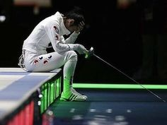 Fencing Controversy London Olympics 2012