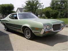 1972 ford gran torino sport | ford torino - ranchero | pinterest