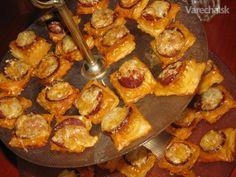 Slané jednohubky (fotorecept)