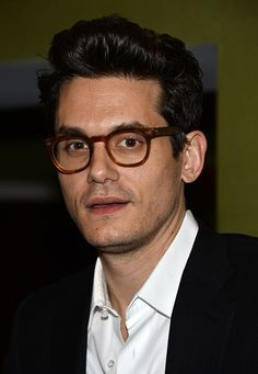 John Mayer makes his way inside the East West Players' Golden Anniversary Visionary Awards Dinner and Silent Auction on April 20 in Universal City, Calif.