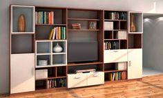 Encuentra las mejores ideas e inspiración para el hogar. Muebles para televisión por Interioriza   homify