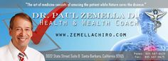 Santa Barbara Chiropractor Dr.Zemella Offers Treatment Promos And Discount... Find out more about us on www.zemellachiro.com