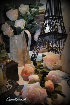 Dreaming of Shopping in Paris