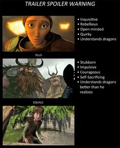 Yeah, Stoick understood dragons better than he realized. During the battle of the Red Death, they chased all the small dragons out, thought they had victory, but Stoick looked to Toothless to see if they were right.