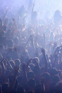 Go to a concert of someone I love, feel the rush of the audience, smile at the unity of people singing in unison, and dance the night away!